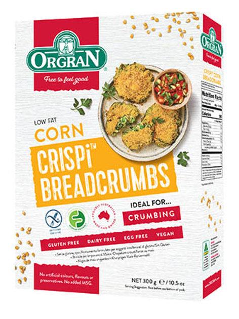 Breadcrumbs - Corn 300g