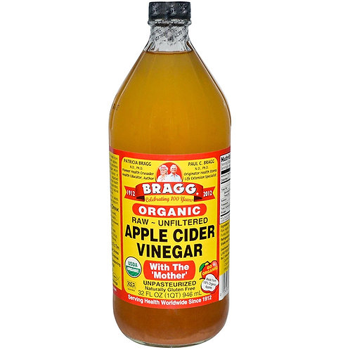 Apple Cider Vinegar ORGANIC 946ml