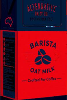 Milk Oat - ADC Barista 1L