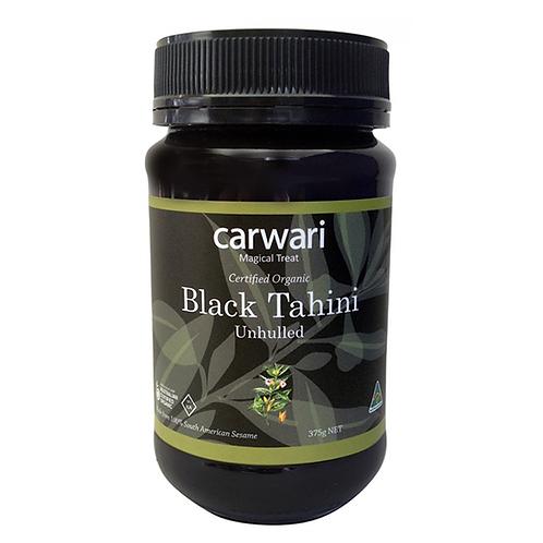 Tahini Black Organic 375ml