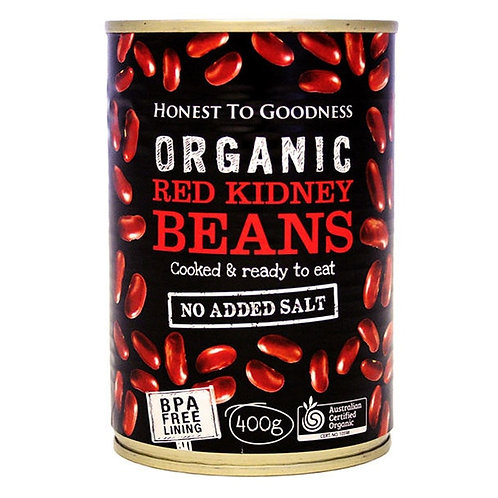 Red Kidney Beans ORGANIC 400g