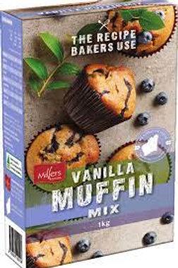 Vanilla Muffin Mix 1kg