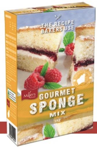 Gourmet Sponge Mix 1kg