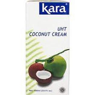 Coconut Cream UHT - Kara 1L