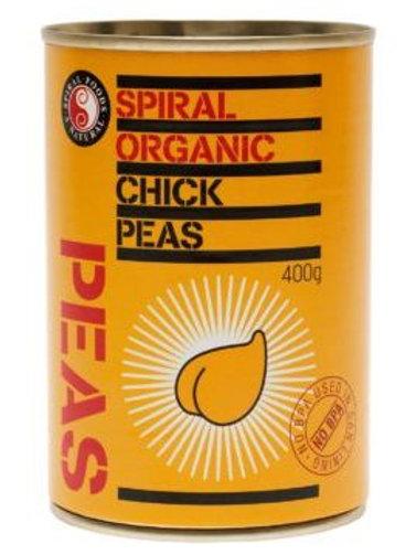 Chick Peas ORGANIC 400g