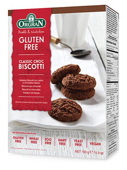 Biscotti Choc 150g