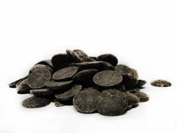 Couverture Choc Buttons - Dark 1kg