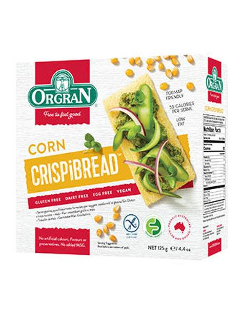 Crispibread Corn 125g