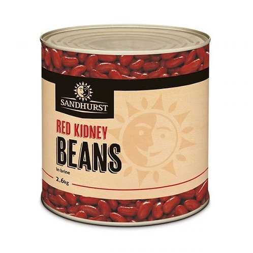 Red Kidney Bean BULK 2.5kg