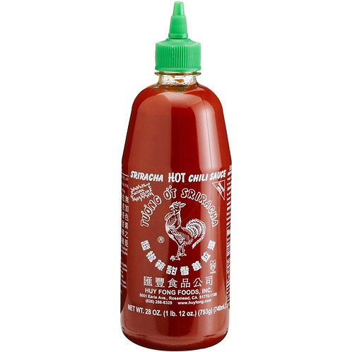 Sriracha Hot Sauce 740ml