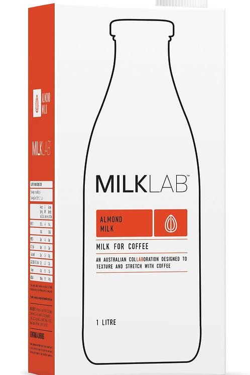 Milk Almond - MILK LAB 1L
