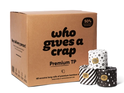 WGAC Premium Toilet Paper CARTON