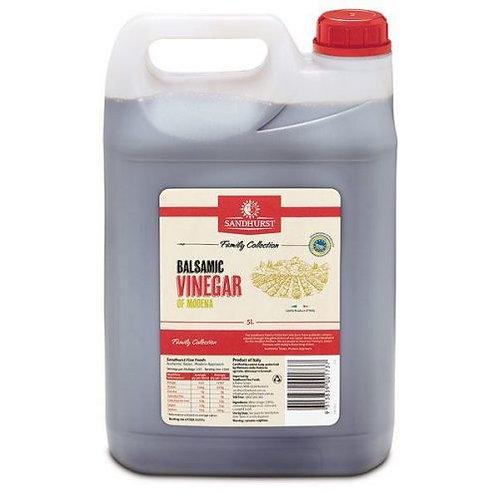 Balsamic Vinegar BULK 5L