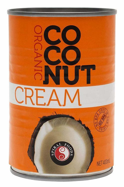 Coconut Cream ORGANIC 400ml
