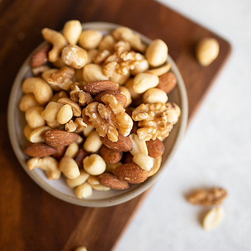 Roasted UNsalted Nut Mix 1kg
