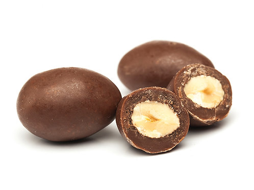 Almonds Choc Coated 1kg