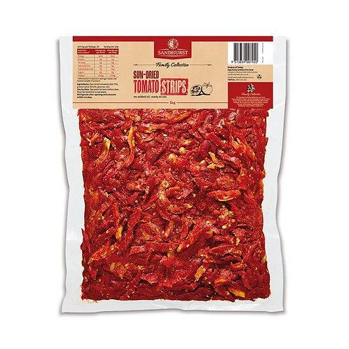 Tomato Sun Dried Strips 1kg
