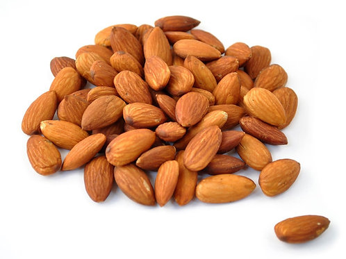 Almonds Roasted 1kg