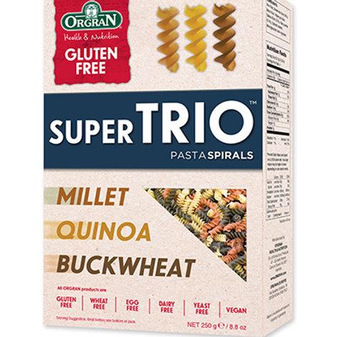 Pasta - GF Trio Spirals 250g