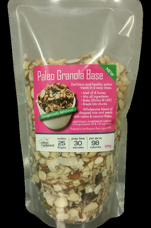 Paleo Granola Base 500g