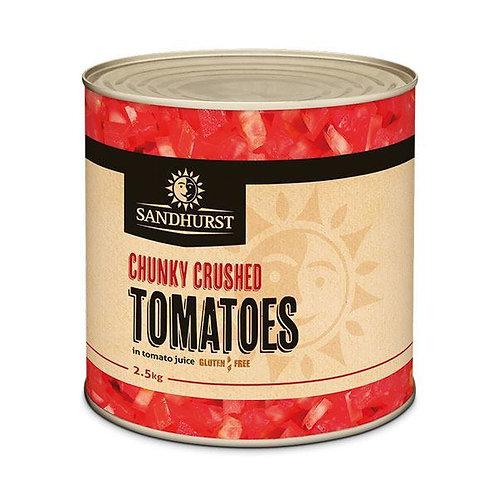Tomatoes Diced BULK 2.5kg