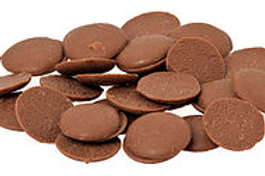 Couverture Choc Buttons - Milk 1kg