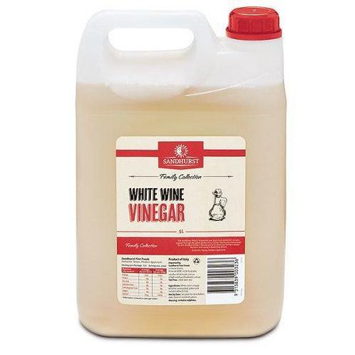 White Wine Vinegar BULK 5L
