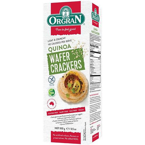 Quinoa Crackers 100g