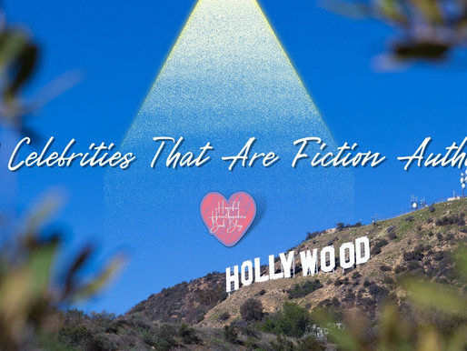 10 Celebrities That Are Fiction Authors