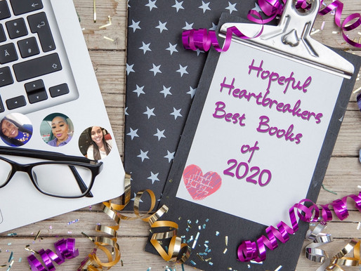 Hopeful Heartbreakers Best Books of 2020