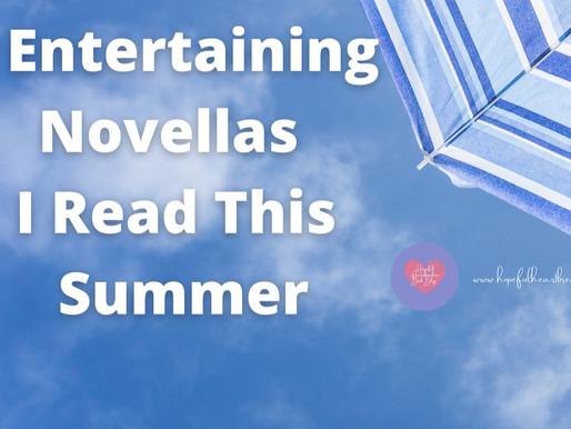 5 Entertaining Novellas I Read This Summer