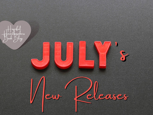 July's New Releases