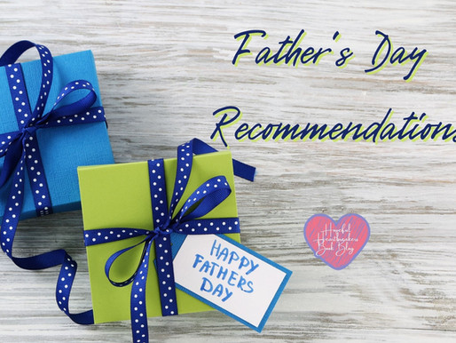 Father's Day Recommendations