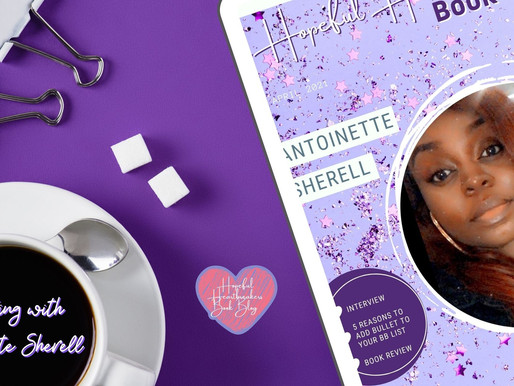 Chatting with Antoinette Sherell