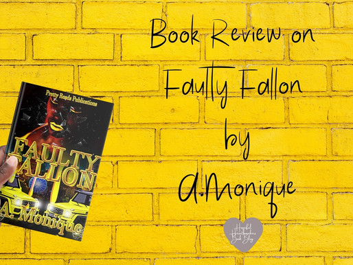 Book Review on Faulty Fallon by A. Monique