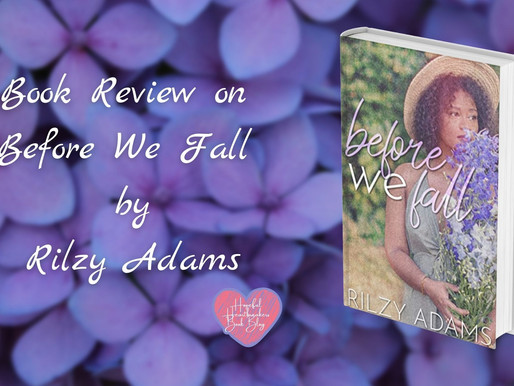 Book Review on Before We Fall by Rilzy Adams