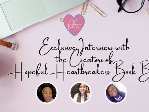 Exclusive Interview with the Creators of Hopeful Heartbreakers Book Blog