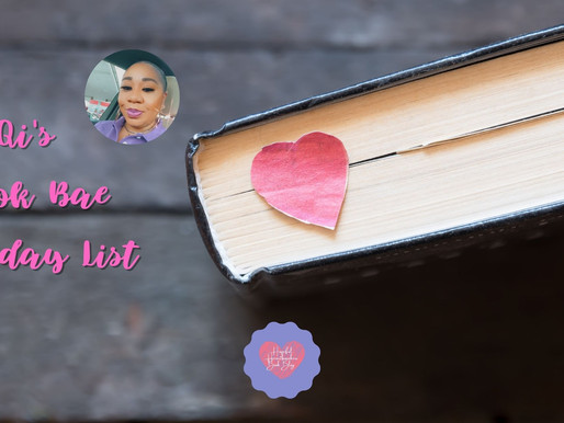 Qi's Book Bae Monday List