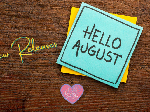 August's New Releases