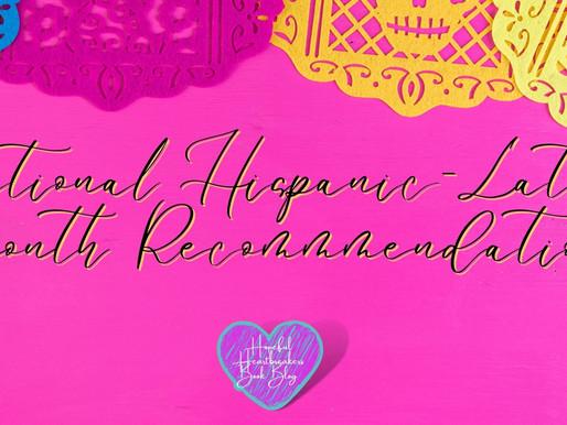National Hispanic-Latino Heritage Month Recommendations