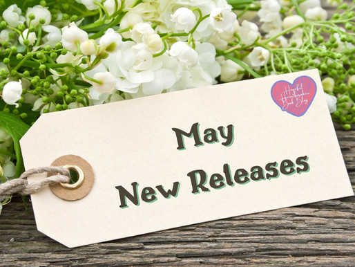 May's New Releases