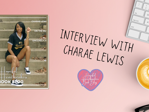 Interview with Charae Lewis