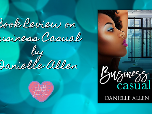 Book Review on Business Casual by Danielle Allen