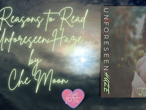 5 Reasons to Read Unforeseen Haze by Che Moon