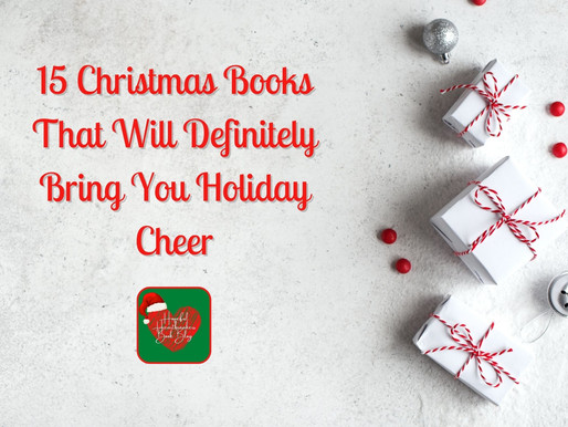 15 Christmas Books That Will Definitely Bring You Holiday Cheer