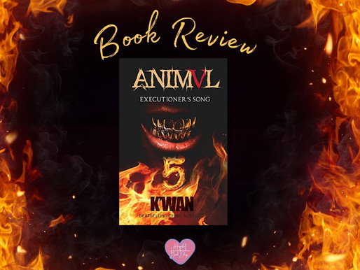 Book Review on Animal 5 by K'wan