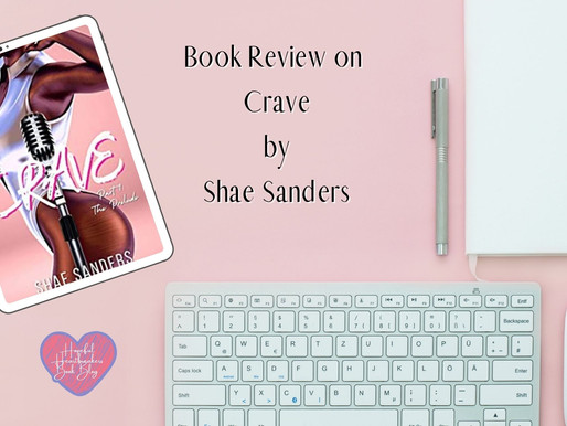 Book Review on Crave by Shae Sanders
