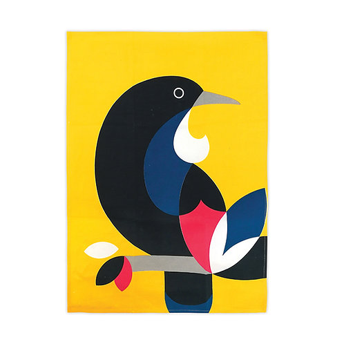 Tea Towel - Iconic Tui