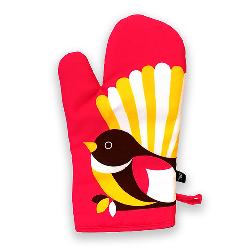 Oven Glove - Iconic Fantail