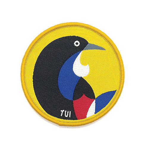 Iron-on Patch - Iconic Tui